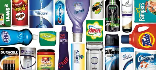 Procter And Gamble History And Trivia Brand History And